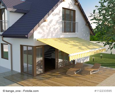 stilvolle arten seine terrasse zu beschatten. Black Bedroom Furniture Sets. Home Design Ideas