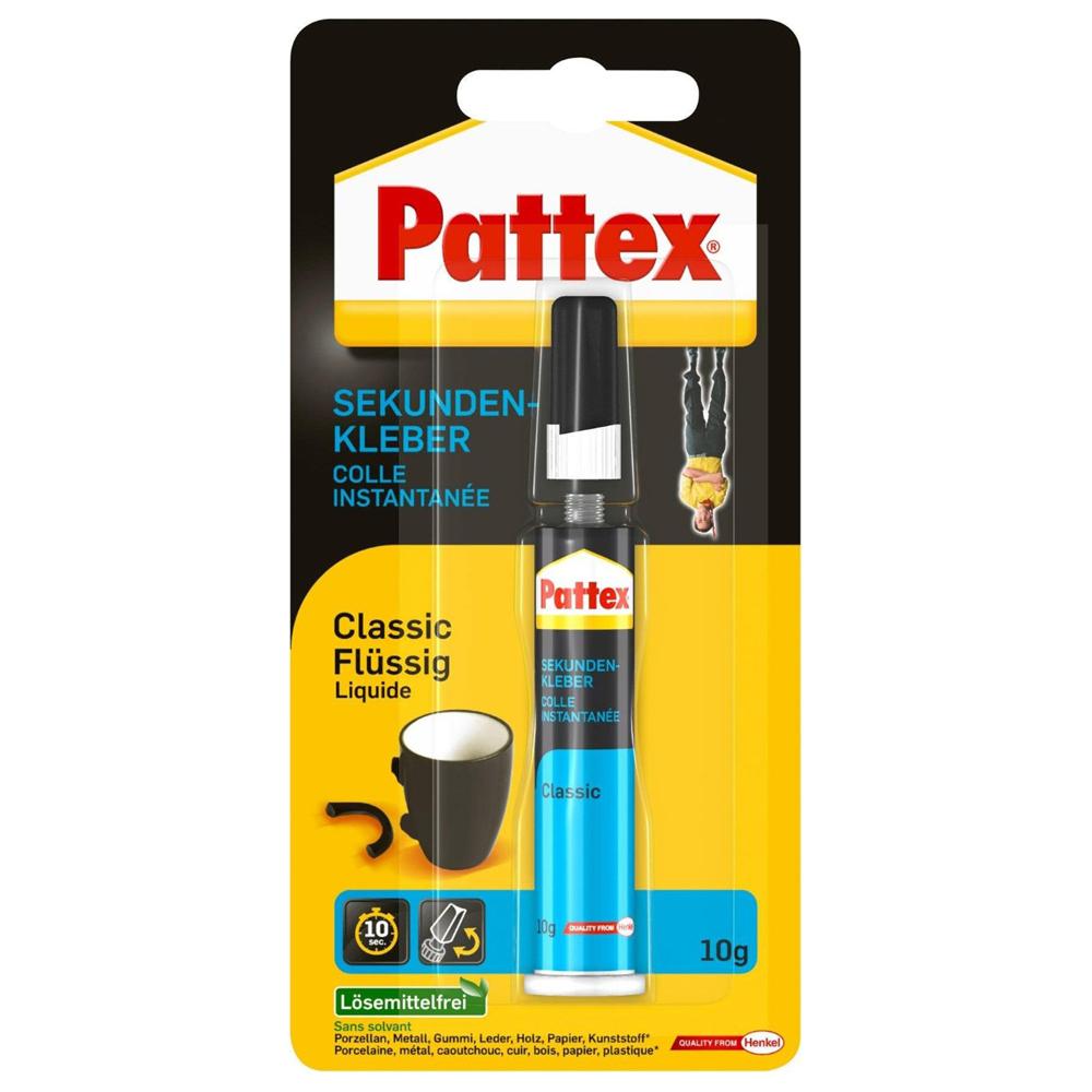 Sekundenkleber von Pattex